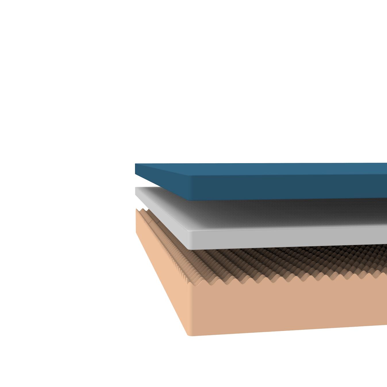 Cooling Gel Memory Foam Queen Mattress Zinus