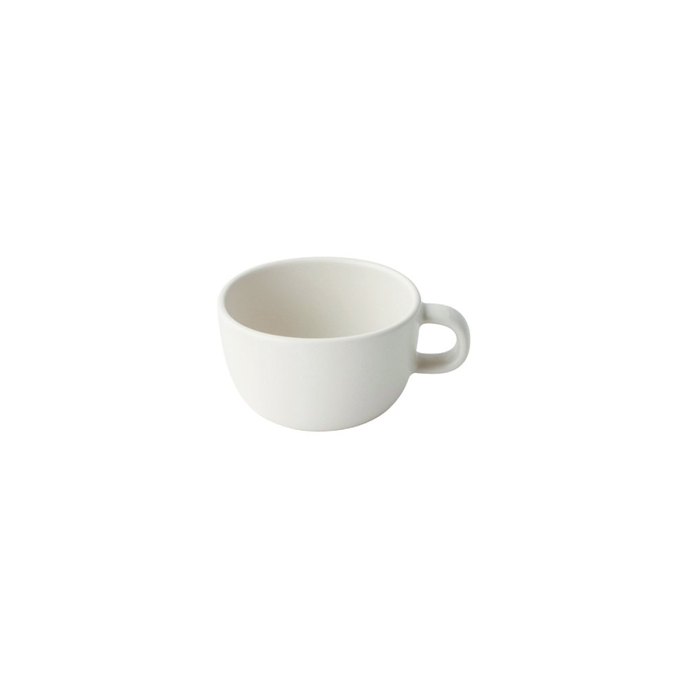 KINTO NEST WIDE MUG 360ML WHITE THUMBNAIL 1