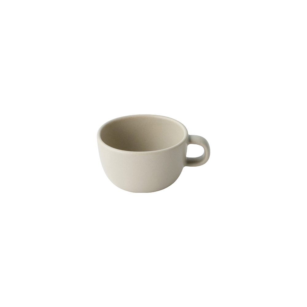 KINTO NEST WIDE MUG 360ML LIGHT GRAY THUMBNAIL 3