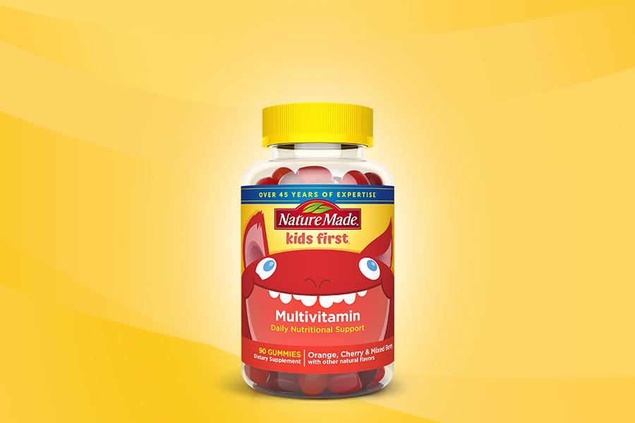 Kids Gummy Vitamins