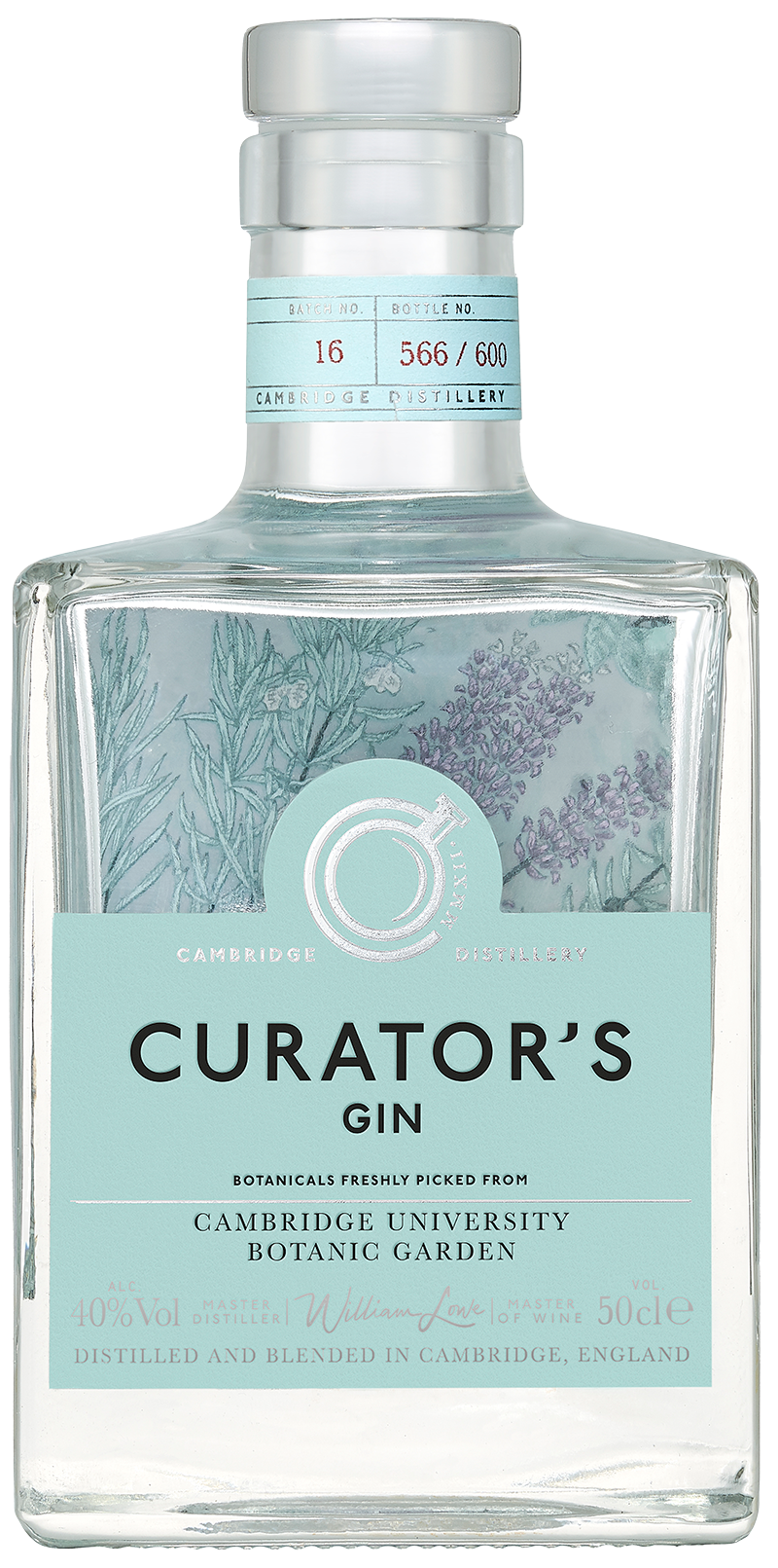 Curator's Gin