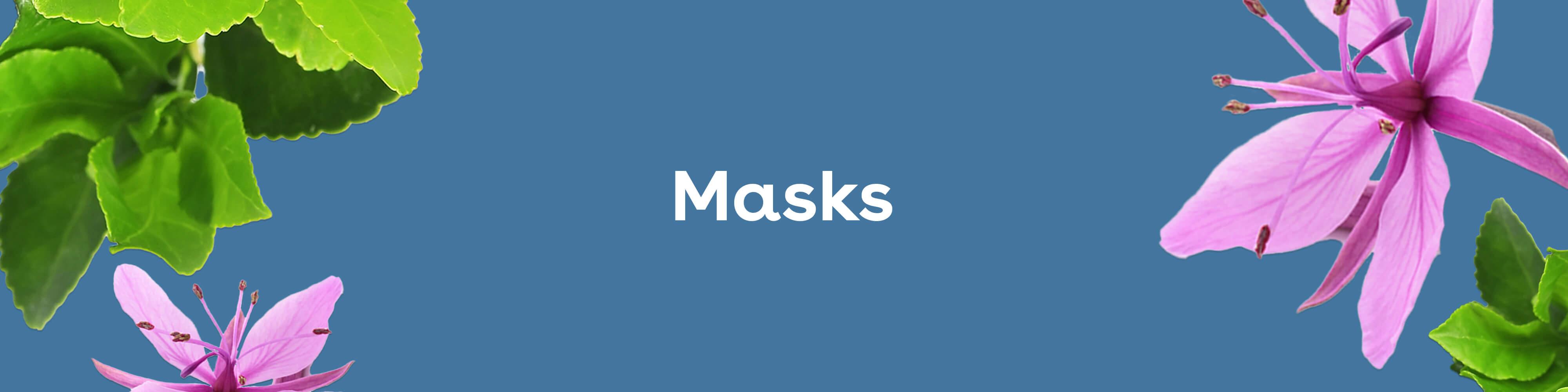 Nuria masks