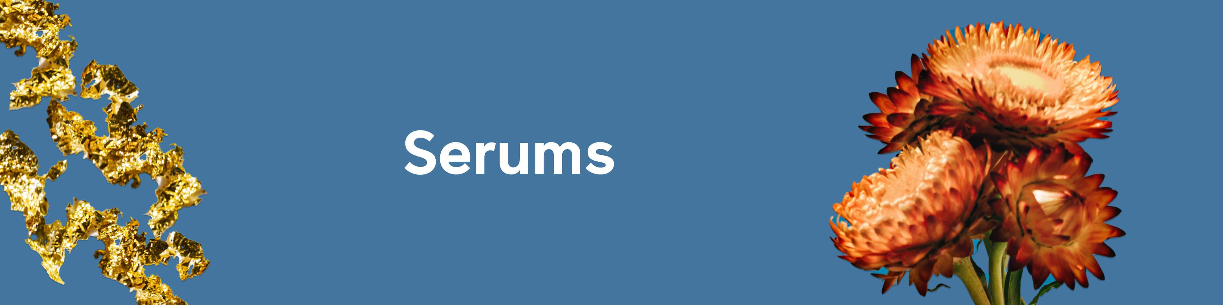 Nuria serums and essences