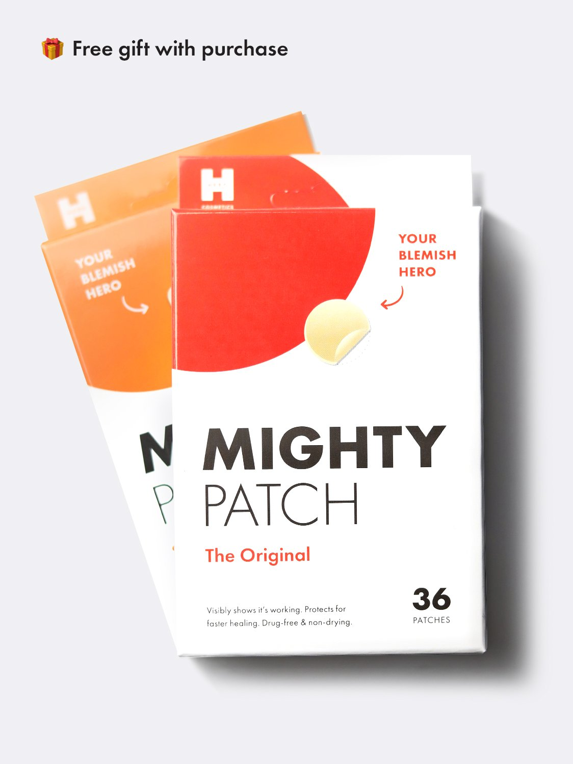 image of might patch original and surface