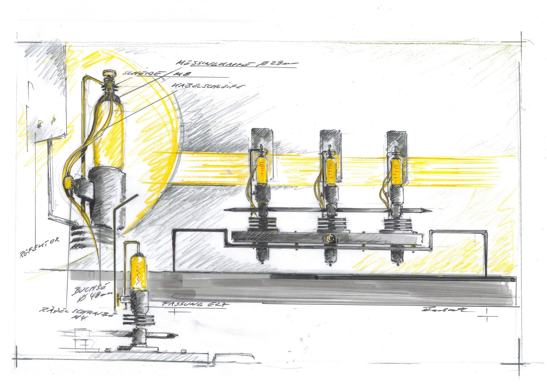 Machine Light No.05