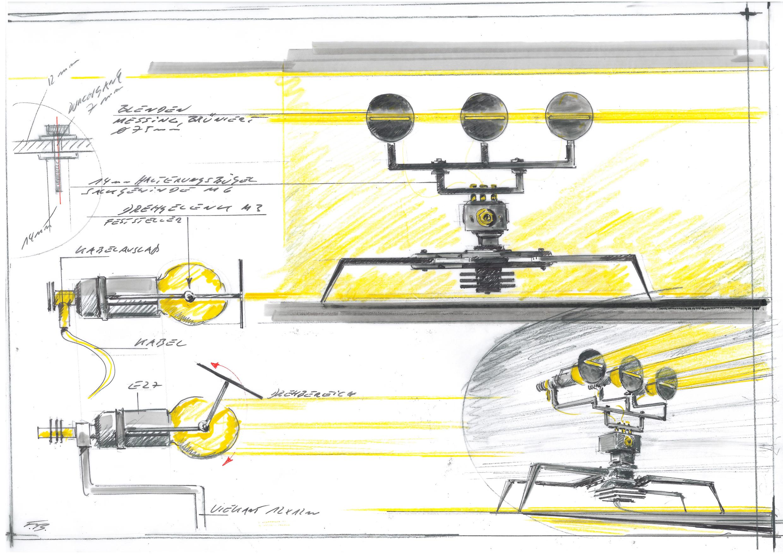 Machine Light No.12