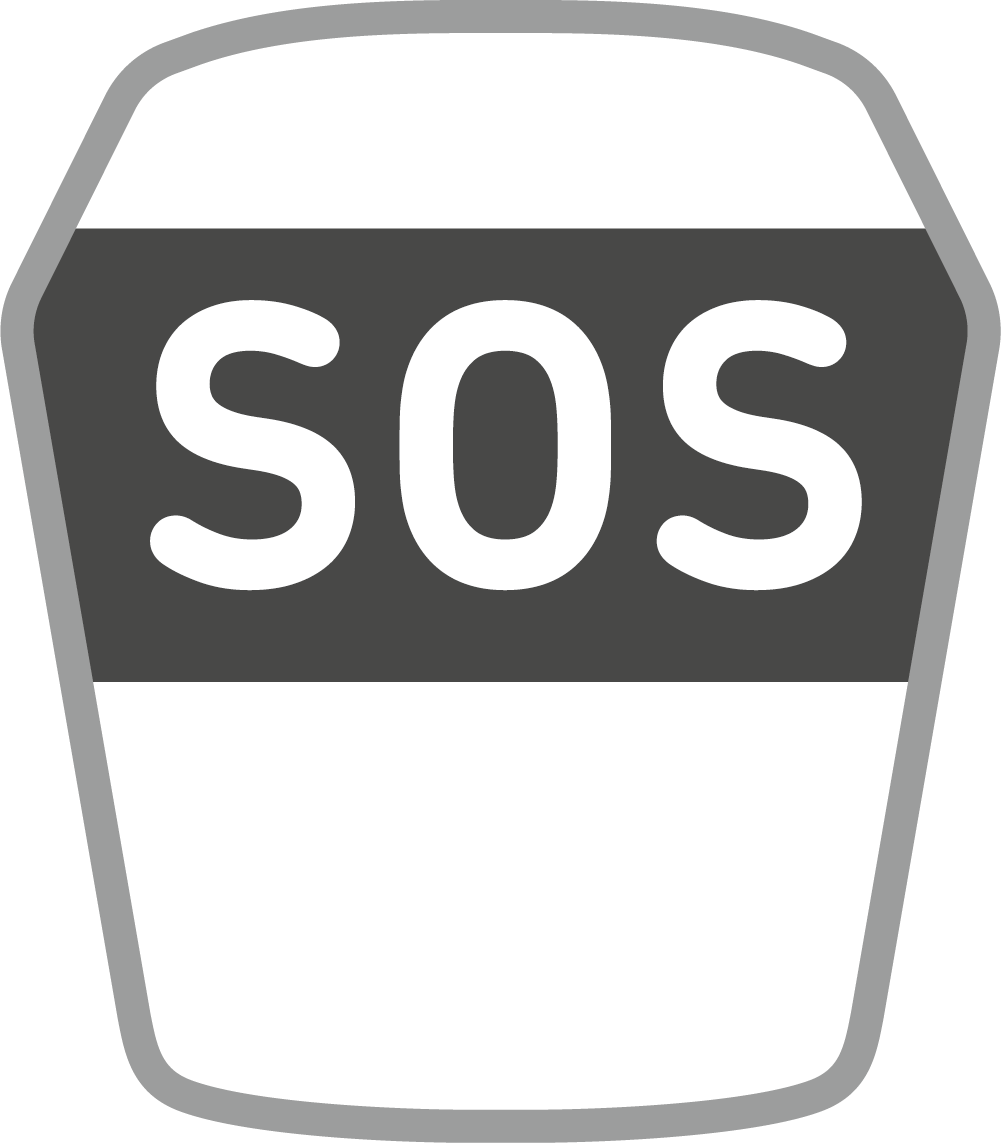 SOS-Label-Deuter