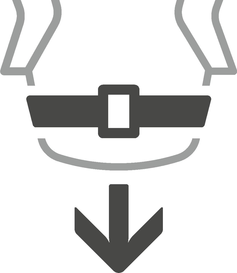 Removable Waist Belt-Deuter