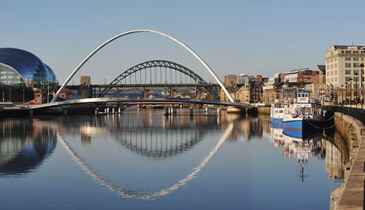 Treasure Trails in Tyne and Wear