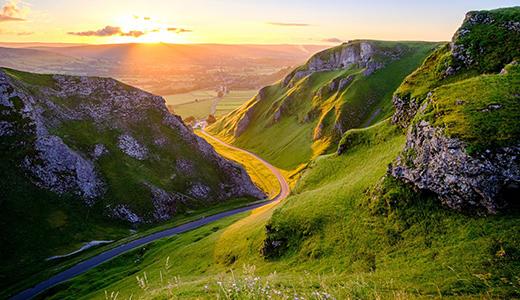 Explore Derbyshire with a Treasure Trail
