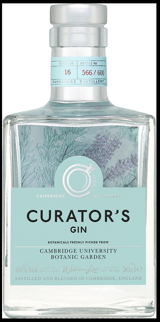 Curator's Gin (Alumni)
