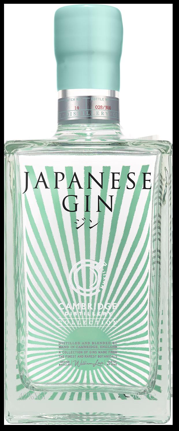 Japanese Gin (Alumni)