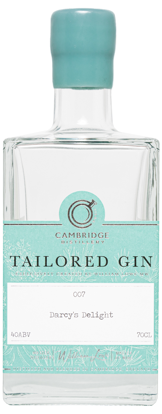 Tailored Gin Re-ordering