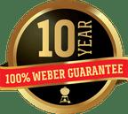 10 Year Weber Warranty Warranty