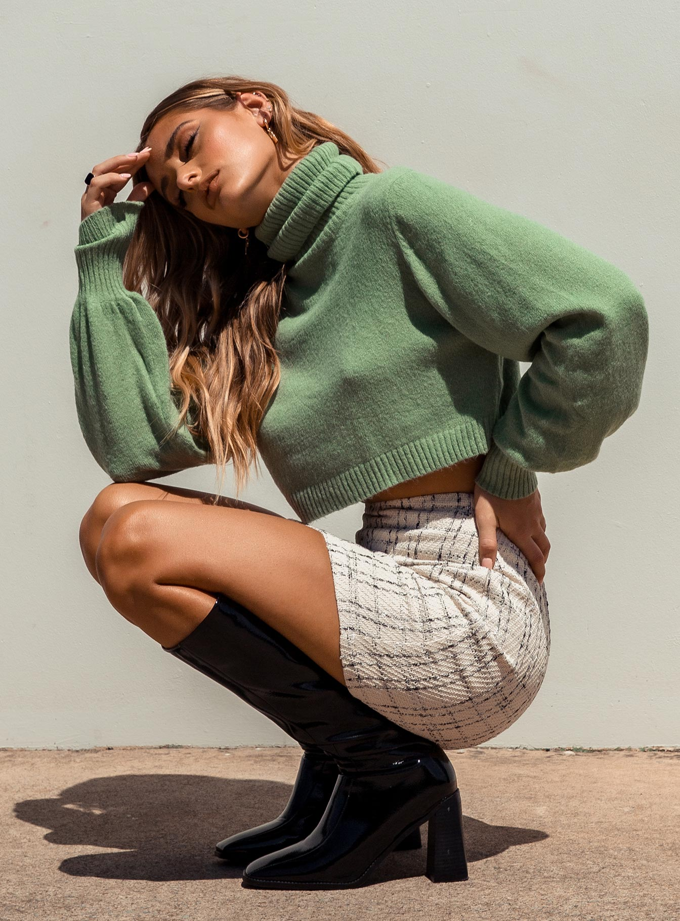 Cropped Jumpers (Side A)