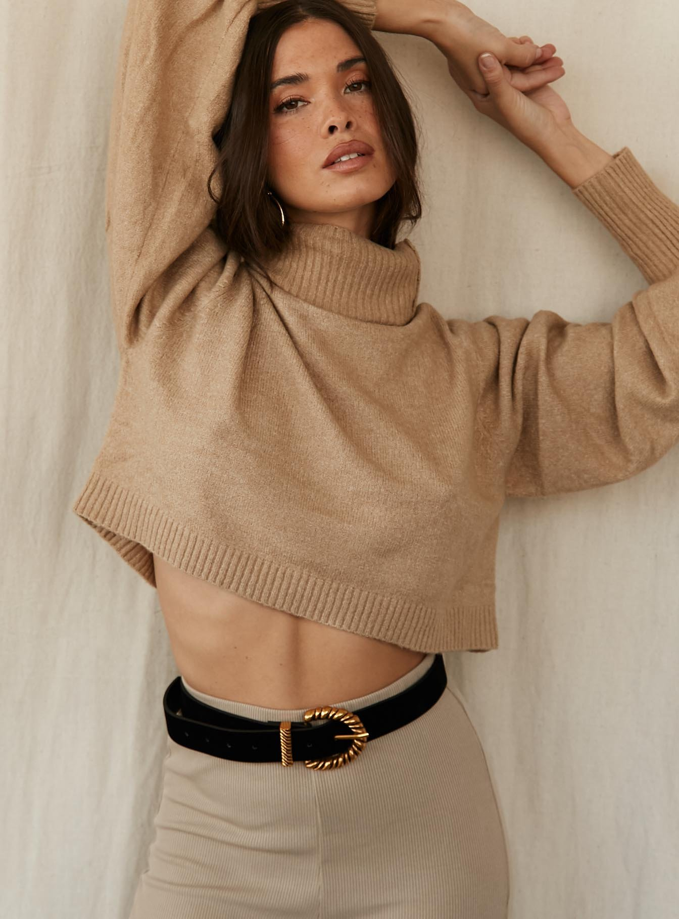 Cropped Jumpers (Side B)