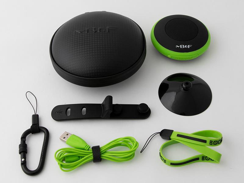 MB&F speaker Aquapod