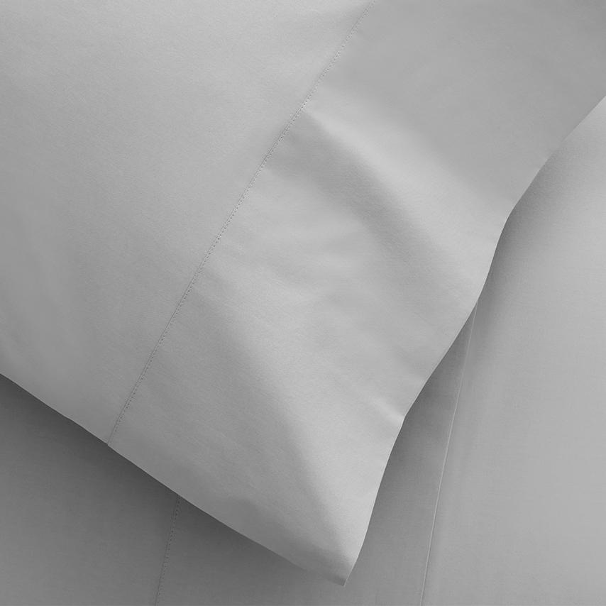 Percale Hemmed Pillowcase Set