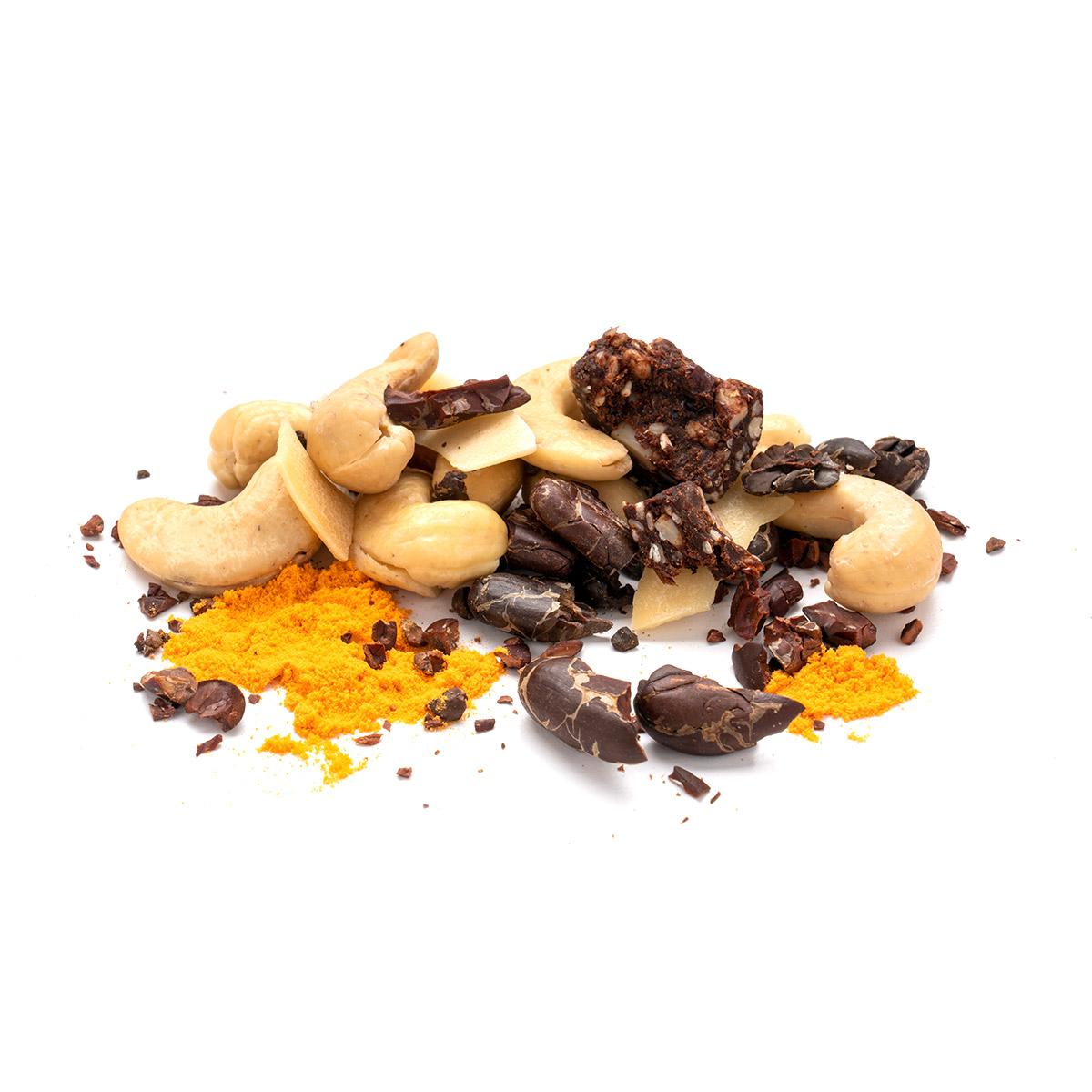 TB12™ Cacao Goji Superfood Bites - TB12 Sports