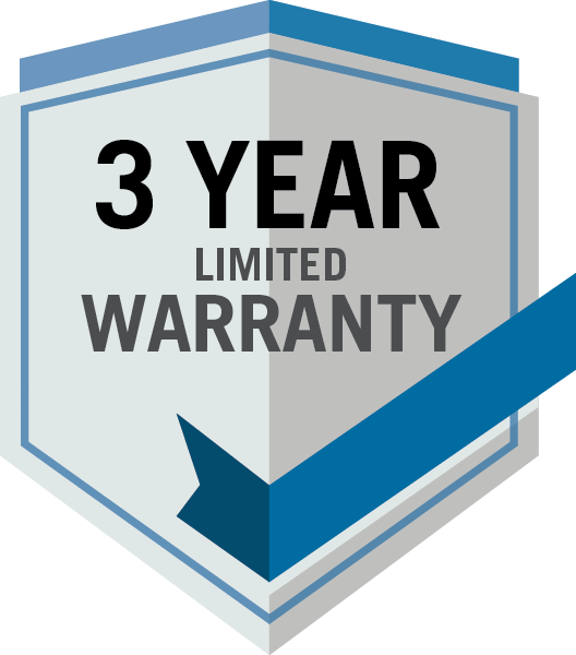 Napoleon 3 Year Limited Warranty