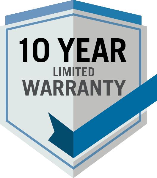 Napoleon 10 Year Limited Warranty