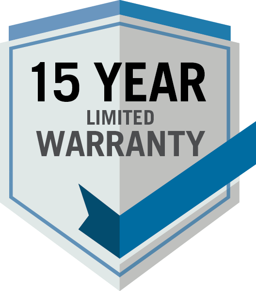 Napoleon 15 Year Limited Warranty