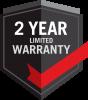 2 YEAR LIMITED Warranty
