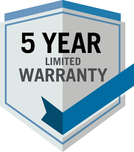 Napoleon 5 Year Limited Warranty