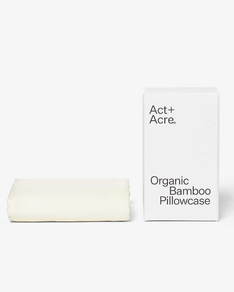 Organic Bamboo Pillowcase grid image