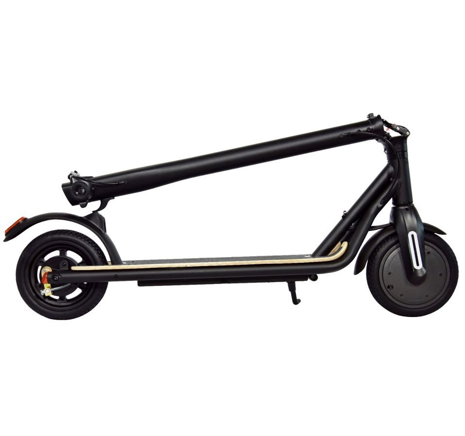 Portable Scooter For Inner City Rides