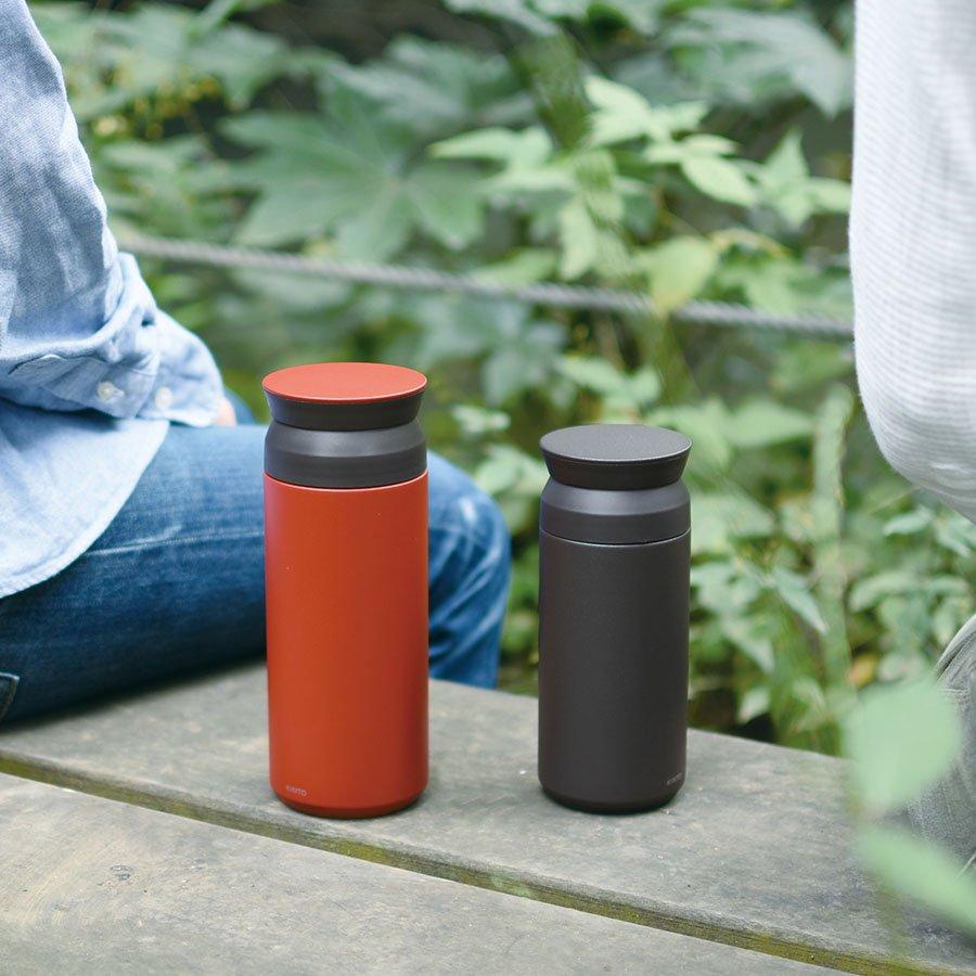 KINTO TRAVEL TUMBLER 500ML / 17OZ RED THUMBNAIL 11