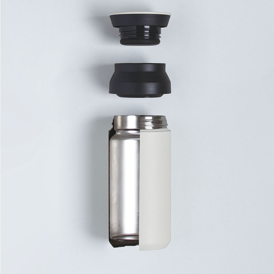 KINTO TRAVEL TUMBLER 350ML / 12OZ  WHITE