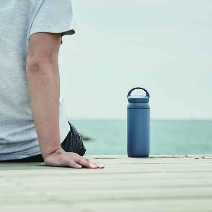 KINTO DAY OFF TUMBLER 500ML / 17OZ  NAVY