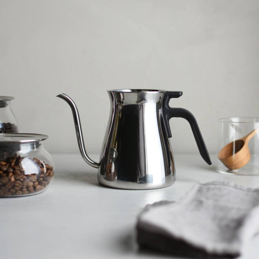 KINTO POUR OVER KETTLE 900ML / 30OZ MIRROR THUMBNAIL 1