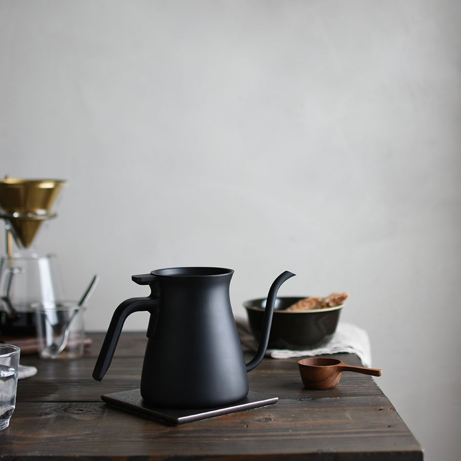 KINTO POUR OVER KETTLE 900ML / 30OZ BLACK