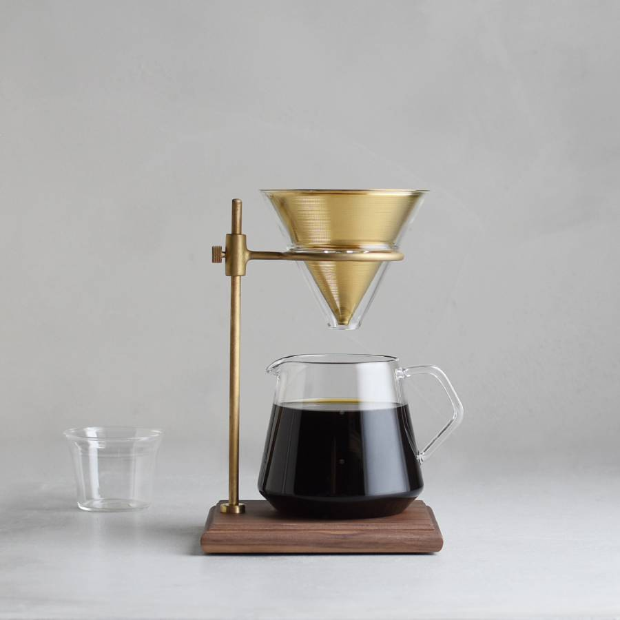 KINTO SCS-S02 BREWER STAND SET 4CUPS . THUMBNAIL 2