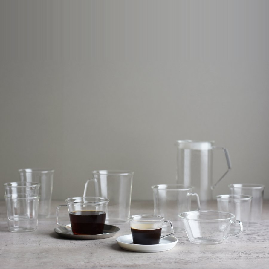KINTO CAST BEER GLASS 430ML / 15OZ CLEAR THUMBNAIL 2