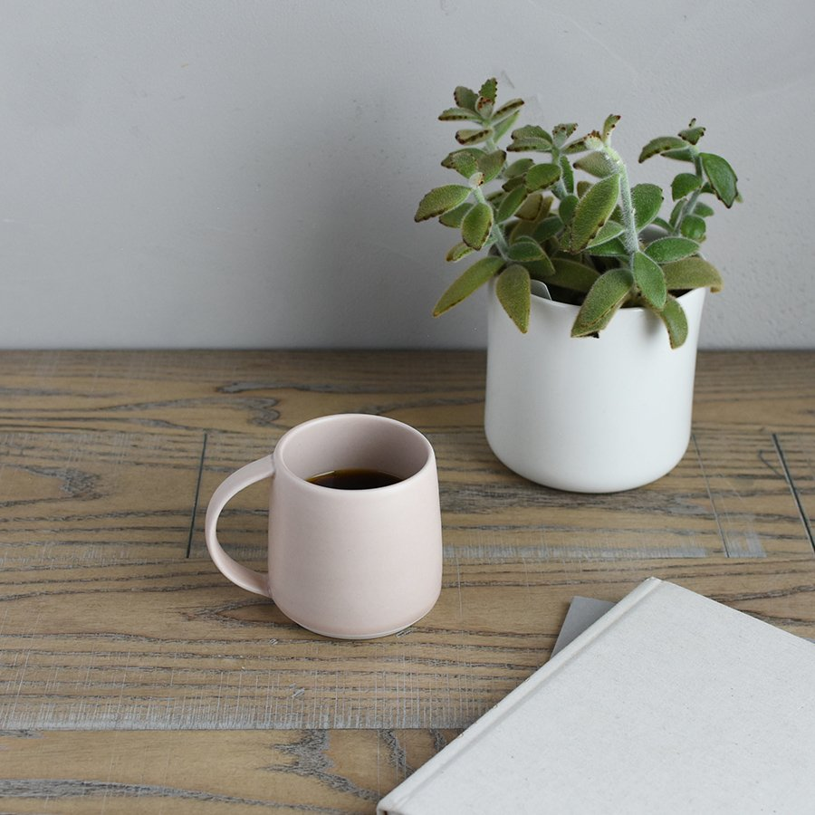 KINTO RIPPLE MUG 250ML PINK THUMBNAIL 4