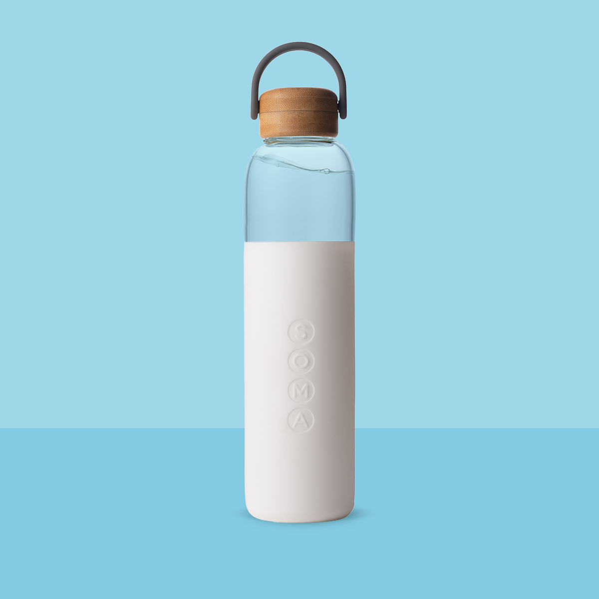 25 oz. Glass Water Bottle