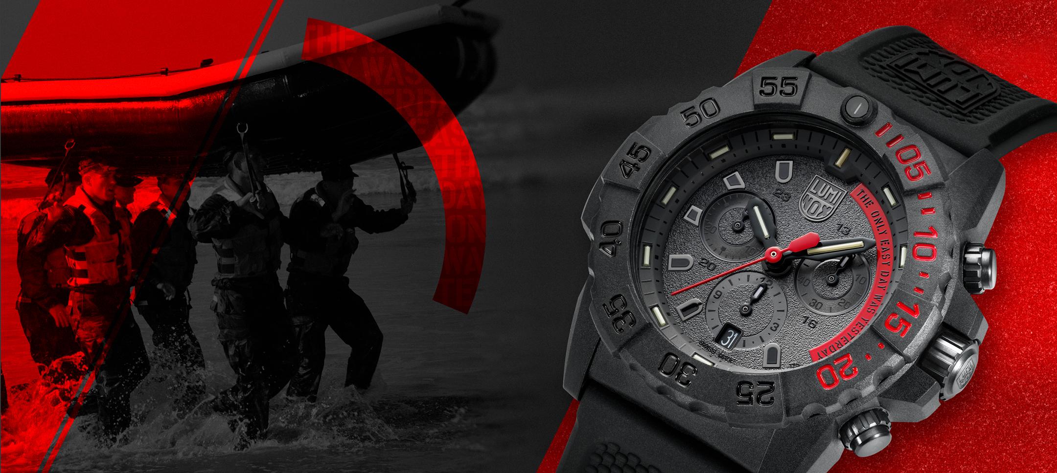 Navy SEAL Chronograph - 3580 series