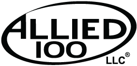Allied 100 logo