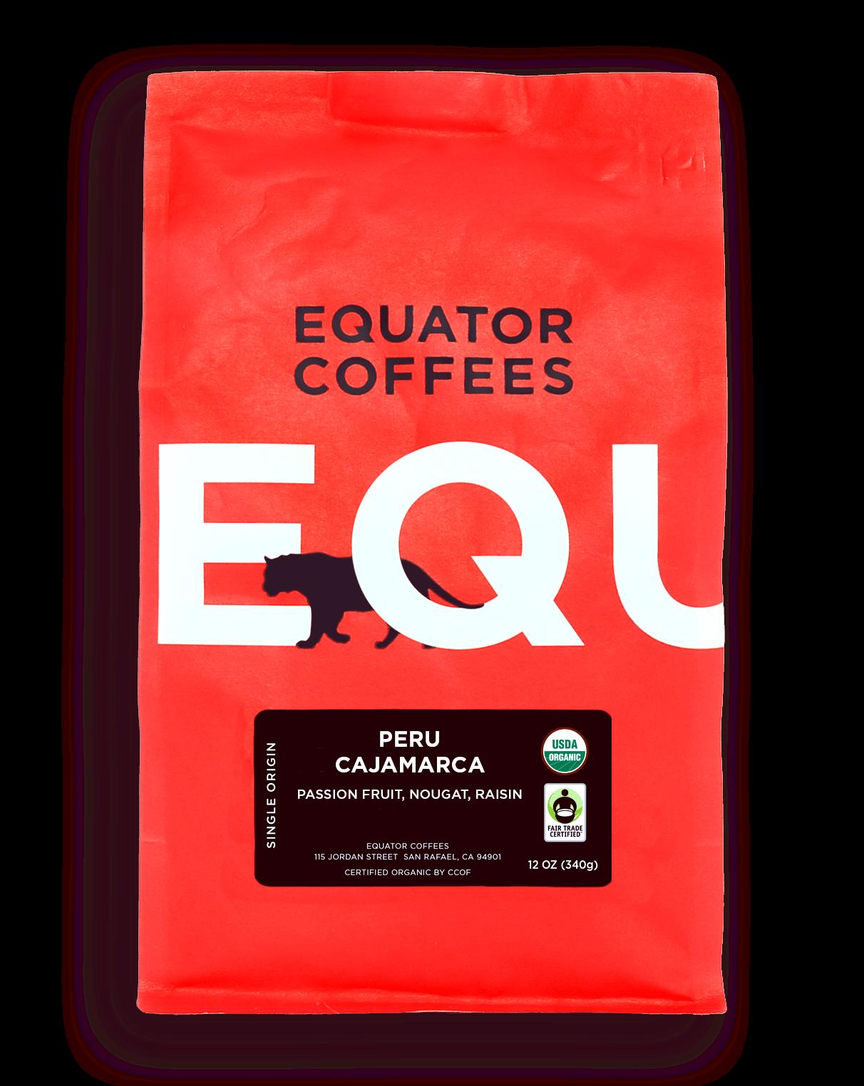 Peru Cajamarca Fair Trade Organic