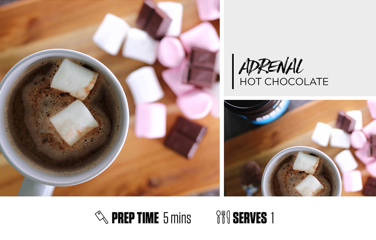 Adrenal Hot Chocolate
