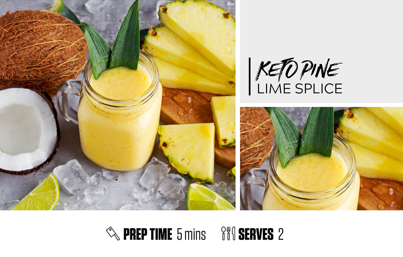 Keto Pine Lime Splice