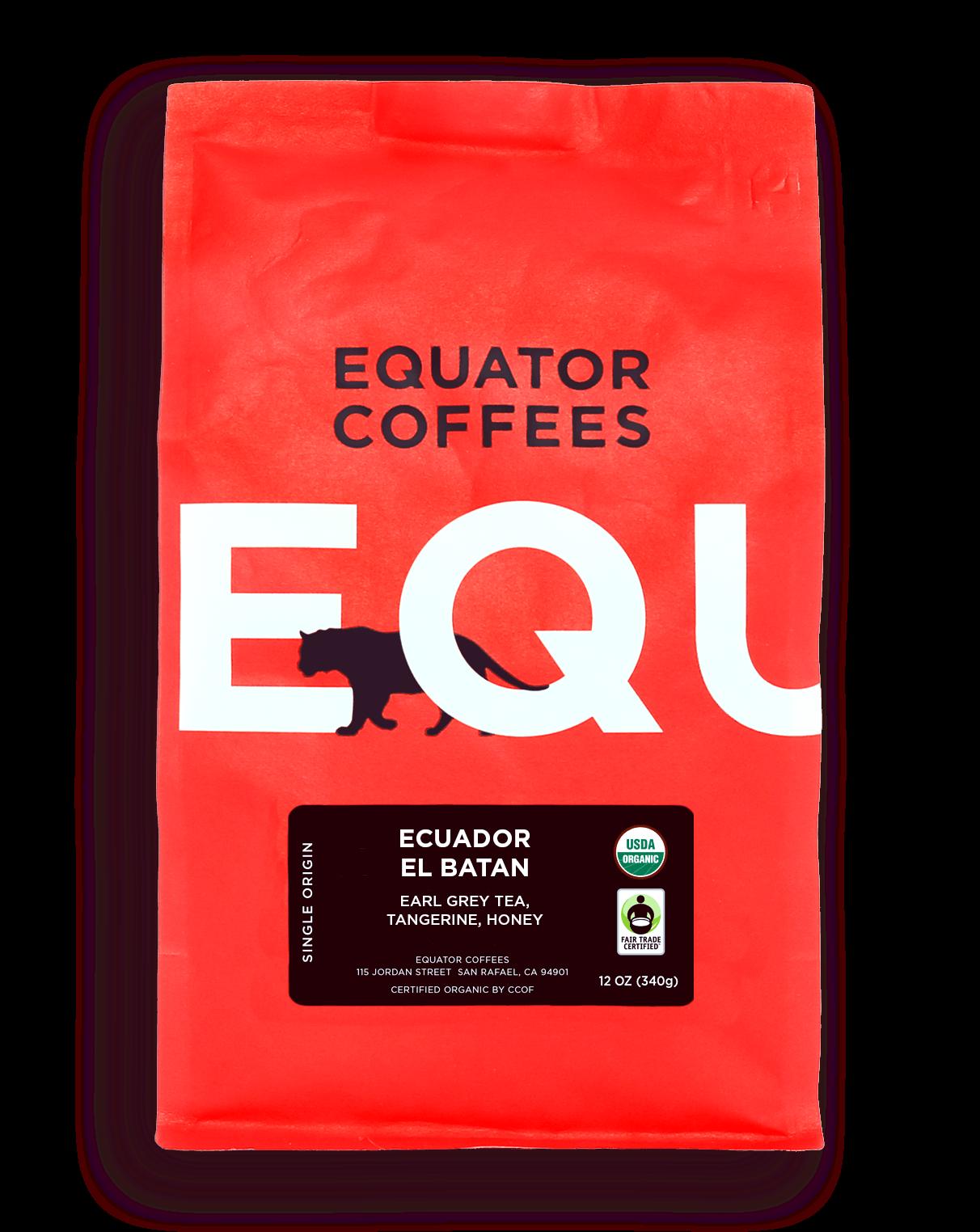 Ecuador El Batan Fair Trade Organic