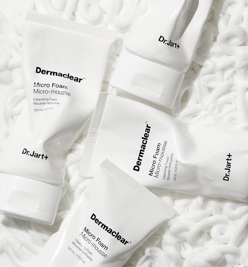Dermaclear™ Micro Foam Cleanser
