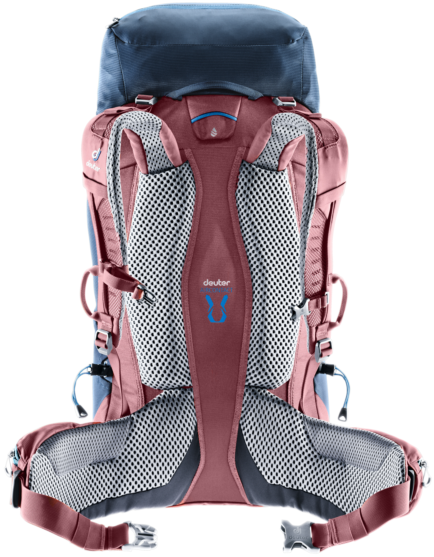 Aircontact Trail Pro backsystem