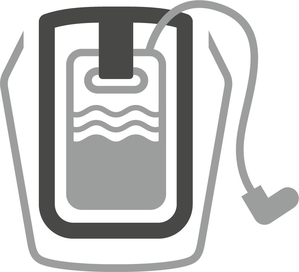 3.0L Hydration System Compatible-Deuter