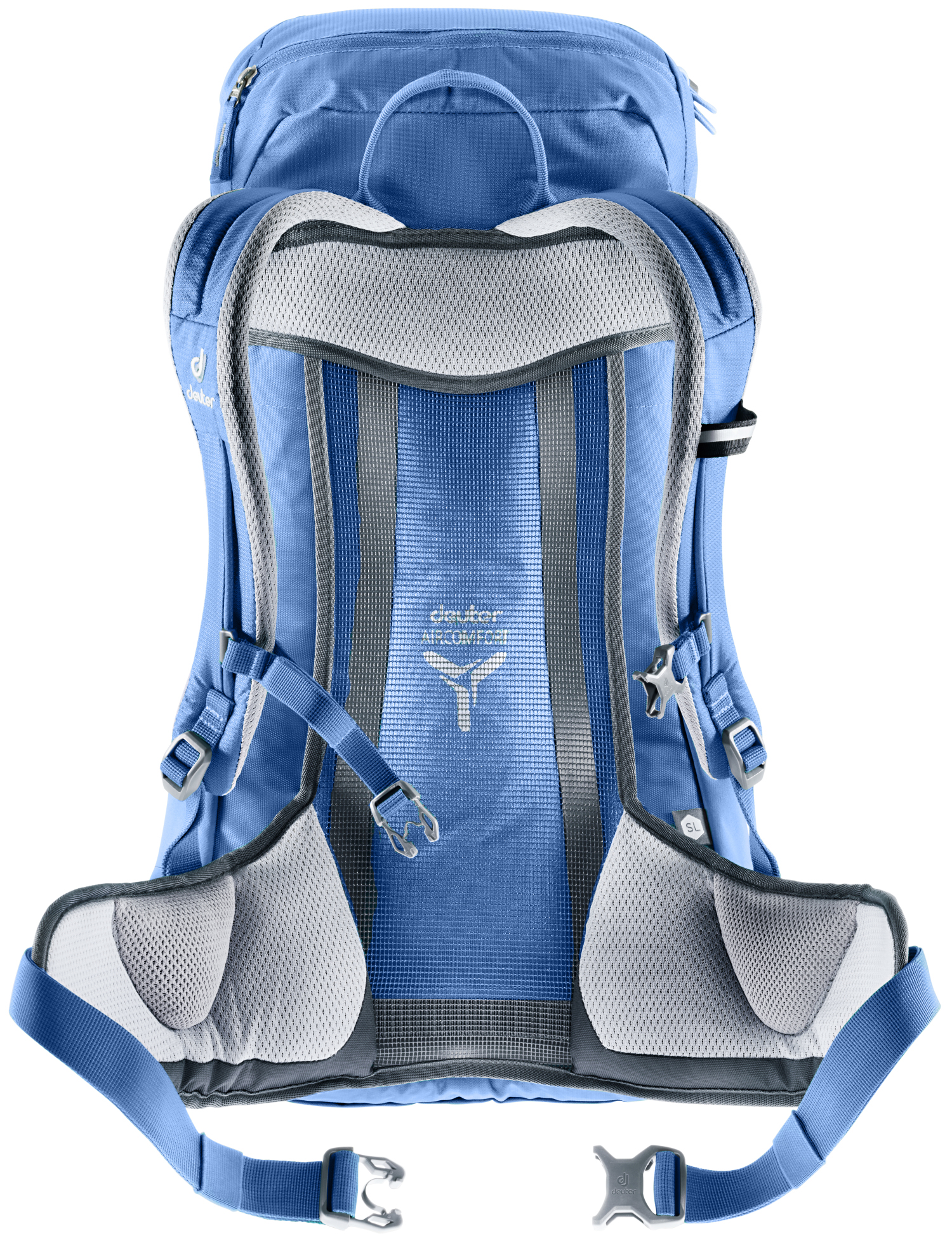 Aircomfort backsystem
