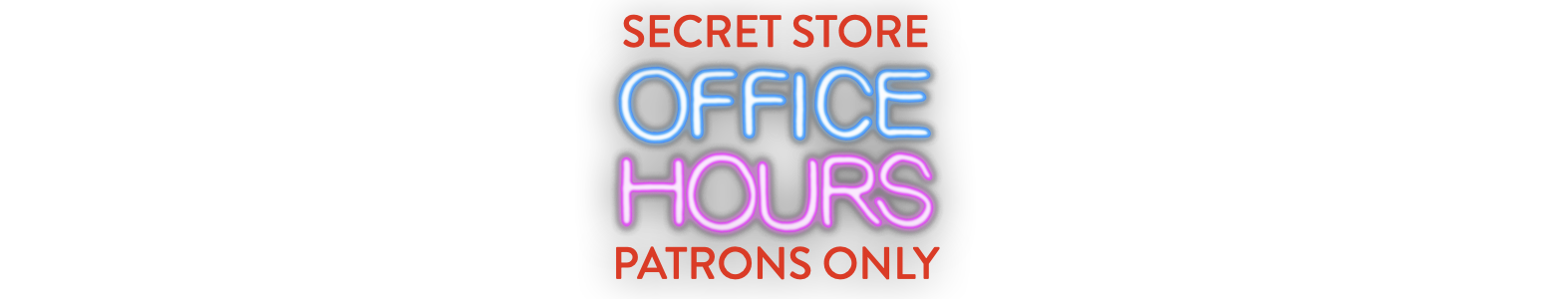 Office Hours Patreon Exclusive